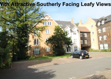 Thumbnail 2 bedroom flat to rent in Hermitage Court, Oadby, Leicester
