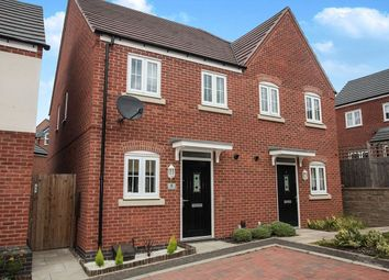 Thumbnail 2 bed semi-detached house for sale in Drybread Lane, Nuneaton