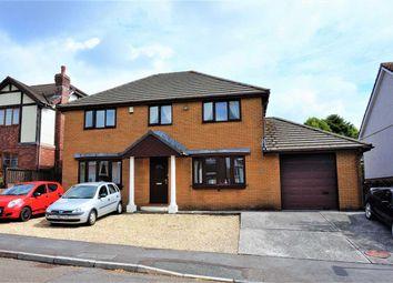 Thumbnail 4 bed detached house for sale in Ffordd Y Morfa, Blacklion Road, Cross Hands, Gorslas, Llanelli