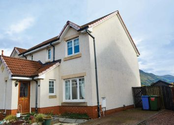 Thumbnail 3 bed semi-detached house for sale in Birch Grove, Menstrie, Stirling