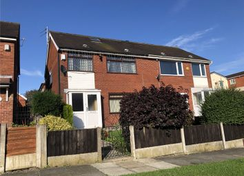 Thumbnail 3 bed semi-detached house for sale in Wren Close, Farnworth, Bolton, Greater Manchester