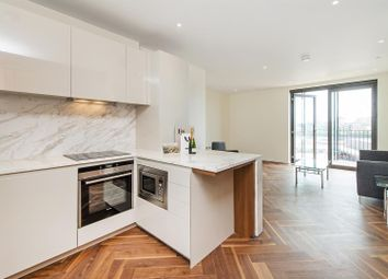 Thumbnail 1 bed flat for sale in Ambassador Building, Embassy Gardens, 5 New Union Square, Nine Elms, London