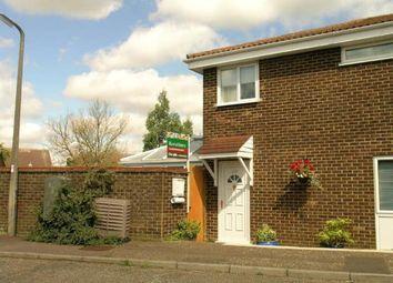 Thumbnail 1 bed terraced house for sale in Plantation Close, Saffron Walden, Essex