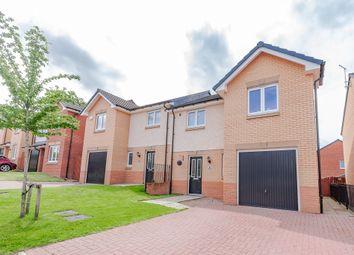 Thumbnail 3 bed semi-detached house for sale in Kilgannan Drive, Redding, Falkirk