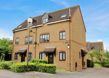 Thumbnail 2 bed maisonette for sale in Grace Avenue, Oldbrook, Milton Keynes, Buckinghamshire