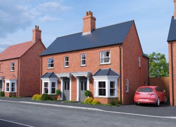 Thumbnail 2 bed semi-detached house for sale in De Havilland Gardens, Bury, Huntingdon