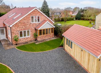 Thumbnail 4 bedroom detached house for sale in Saddlers Way, Long Marston, York