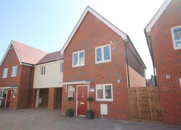Thumbnail 4 bed semi-detached house for sale in Provis Wharf, Aylesbury