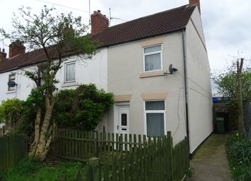 Thumbnail 2 bed end terrace house to rent in Speedwell Place, Worksop
