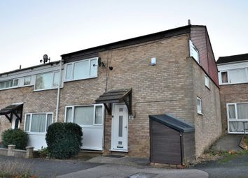 Thumbnail 3 bed end terrace house for sale in Great Denson, Eaglestone, Milton Keynes