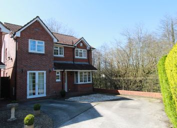 Thumbnail 4 bed detached house for sale in Dol-Y-Felin, Creigiau, Cardiff