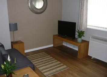Thumbnail 1 bed flat to rent in 43 Wigan Lane, Wigan