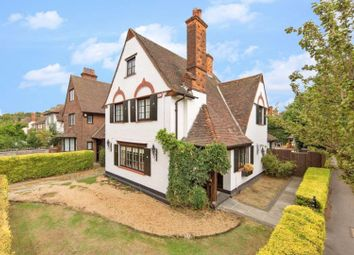 Thumbnail 4 bed detached house for sale in Parkway, Gidea Park