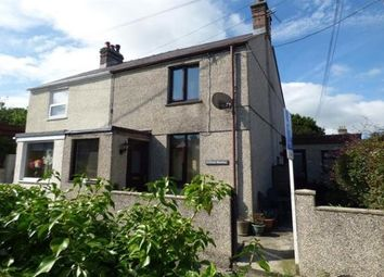 Thumbnail 2 bed end terrace house to rent in Llanfairpwllgwyngyll