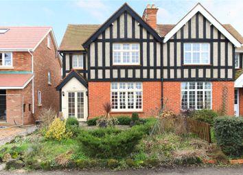 Thumbnail 3 bed semi-detached house for sale in Wavering Lane West, Gillingham