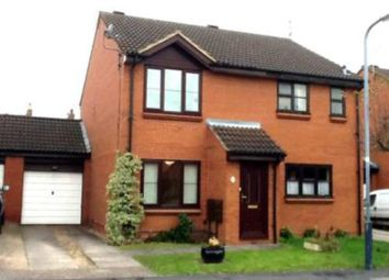 Thumbnail 2 bed semi-detached house to rent in Austin Edwards Drive, Warwick