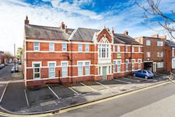 Thumbnail 1 bed flat to rent in Waterloo Road, Ashton-On-Ribble, Ashton-On-Ribble, Preston