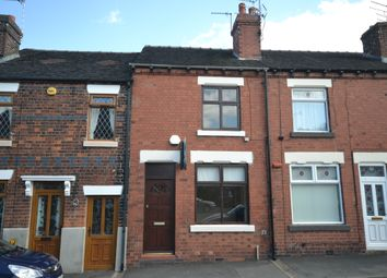 Thumbnail 2 bed terraced house for sale in Diglake Street, Bignall End, Stoke-On-Trent