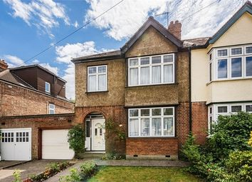 Thumbnail 3 bed semi-detached house for sale in Woodlands Road, Isleworth, Middlesex