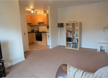 Thumbnail 2 bed flat for sale in Boarshaw Clough Way, Manchester