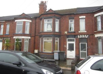 Thumbnail 3 bed property for sale in Hungerford Road, Crewe