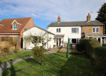 Thumbnail 4 bed cottage for sale in 12 School Lane, Helpringham, Sleaford
