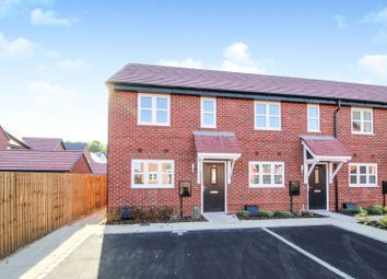 Thumbnail 2 bedroom end terrace house for sale in 36 Wheatcroft Drive, Nottingham