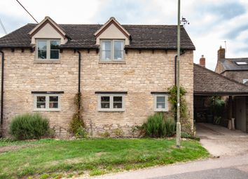 Thumbnail 4 bed cottage for sale in Chapel Hill, Brize Norton, Carterton