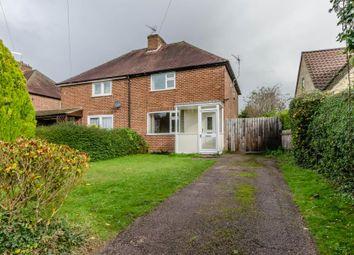Thumbnail 2 bed semi-detached house for sale in Barton, Cambridge, Cambridgeshire