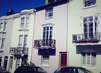 Thumbnail 3 bed terraced house to rent in Temple Street, Brighton