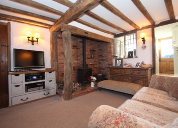 Thumbnail 2 bed cottage for sale in Kenilworth Road, Knowle, Solihull