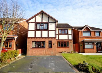 Thumbnail 4 bed detached house for sale in Finsbury Park, Widnes