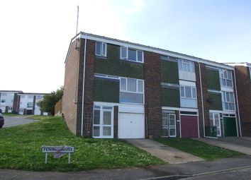 Thumbnail 3 bedroom terraced house to rent in Fenner Close, Folkestone