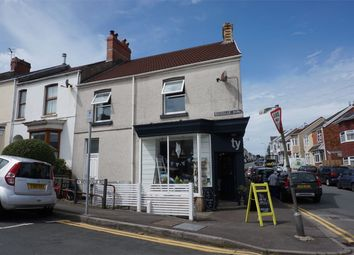 Thumbnail 2 bed flat for sale in Woodville Road, Mumbles, Swansea