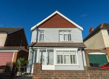 Thumbnail 3 bed detached house for sale in Pound Farm Road, Chichester