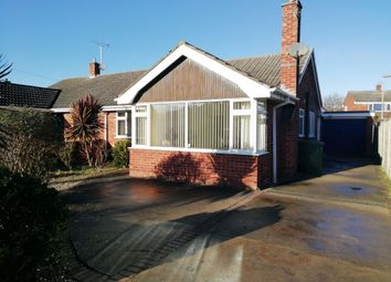 Thumbnail 3 bed semi-detached bungalow to rent in Manners Road, Balderton, Newark