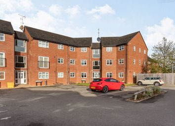 Thumbnail 2 bed flat for sale in St. Mary House, Victory Close, Lichfield, Staffordshire