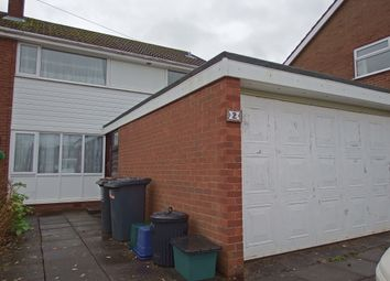 3 bed semi-detached house to rent in Greenock Close, Newcastle ST5
