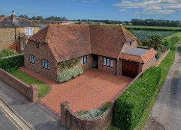 Thumbnail 4 bed detached bungalow for sale in Dover Road, Sandwich