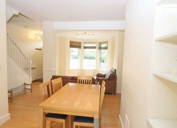 Thumbnail 4 bed flat to rent in Musard Road, London