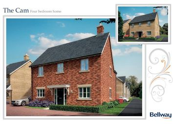 Thumbnail 4 bed detached house for sale in Swinbrook Road, Carterton