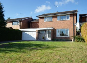Thumbnail 4 bed detached house for sale in Whitgreave Lane, Great Bridgeford, Stafford
