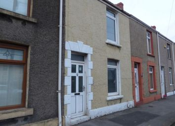 Thumbnail 3 bedroom terraced house to rent in Fabian Way, Port Tennant, Swansea