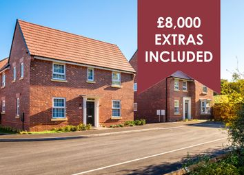 """Thumbnail 3 bedroom semi-detached house for sale in """"Hadley"""" at Nine Days Lane, Redditch"""