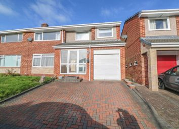 Thumbnail 5 bed semi-detached house for sale in Sherburn Park Drive, Rowlands Gill