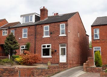 Thumbnail 3 bed semi-detached house for sale in Leeds Road, Wakefield