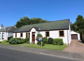 Thumbnail 4 bed detached bungalow for sale in New Price - Ardrowan, Carlops, Penicuik
