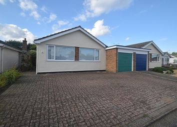 Thumbnail 3 bed detached bungalow for sale in Gipping Way, Sproughton, Ipswich