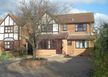 Thumbnail 4 bed detached house for sale in Dugdale Avenue, Bidford-On-Avon, Alcester
