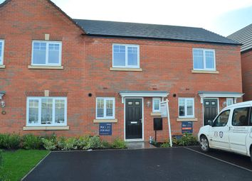 Thumbnail 2 bed terraced house for sale in Common Lane, Fradley, Lichfield